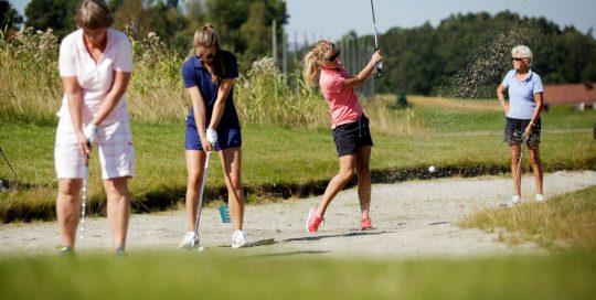veien til golf kurs nybegynner kurs