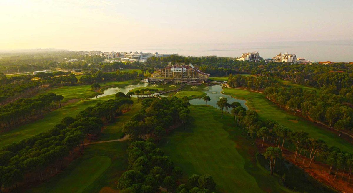 golfbutikken golfreiser sueno golf hotel belek pines dunes