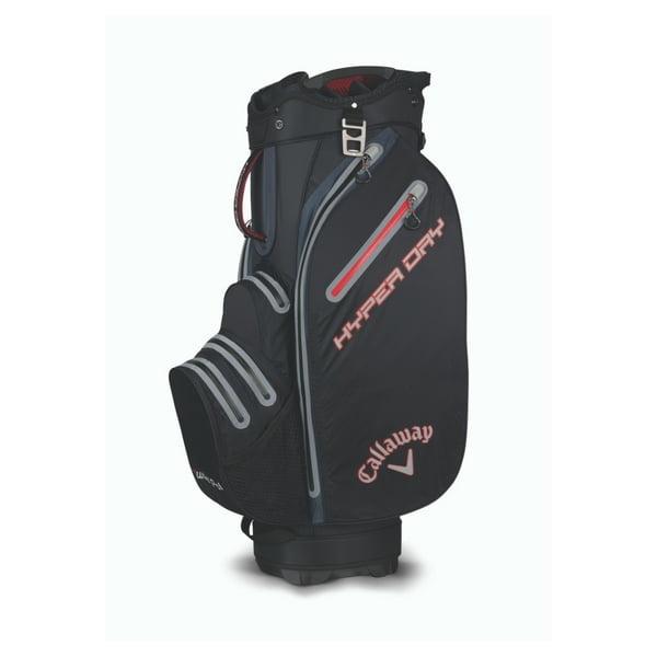 golfbutikken callaway hyper dry trallebag