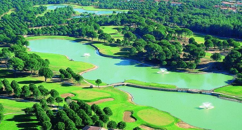 gloria verde golf resort belek tyrkia ola axelssons golfreiser