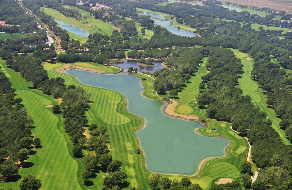 gloria old course golfbane belek