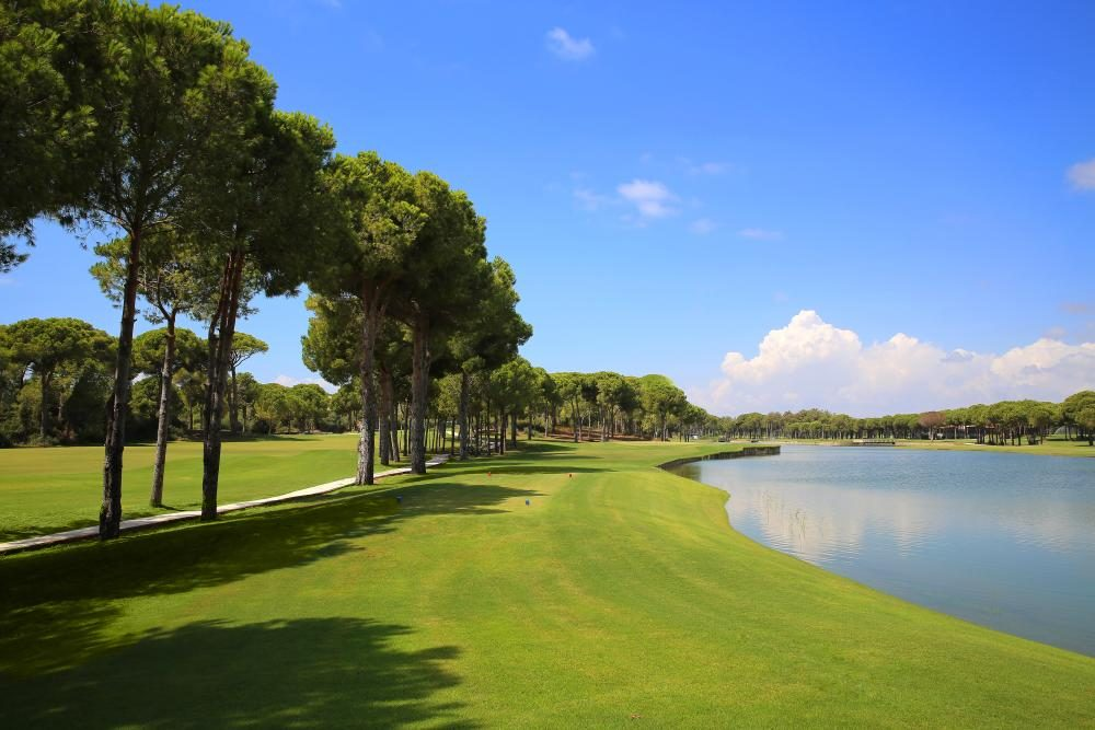 gloria verde golf resort golfbane belek
