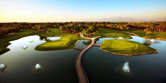Pines Dunes Golf golfbutikken golfreiser sueno golfbane belek