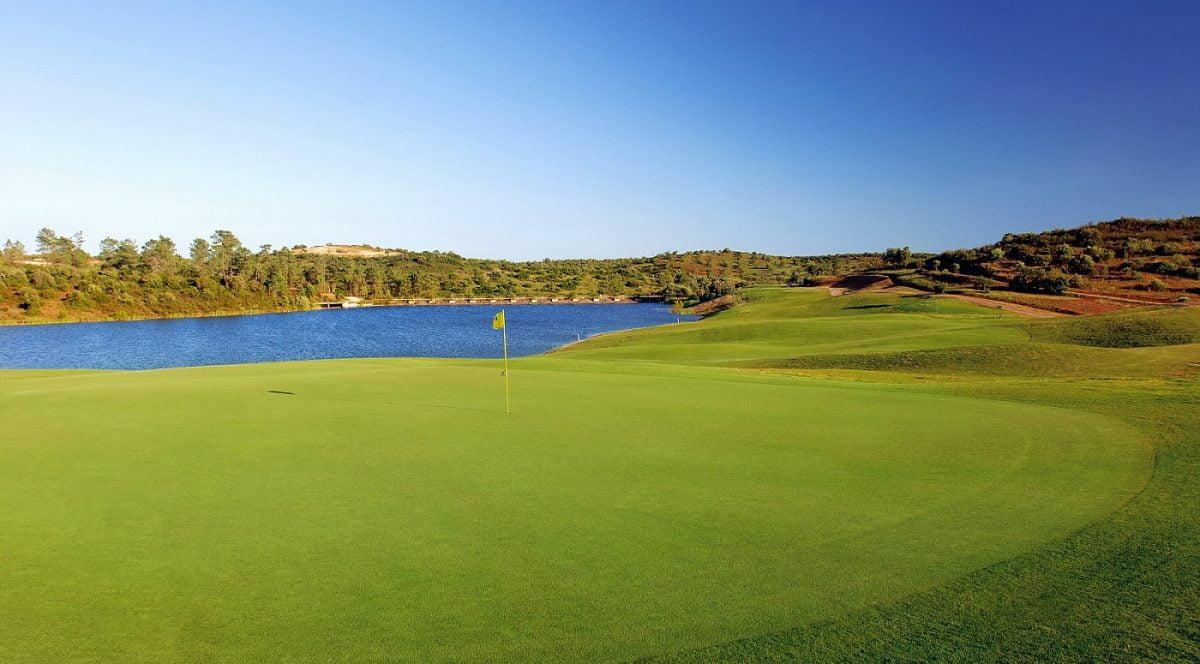 Alamos Golf Course golfreiser algarve portugal 2020 ola axelsson golf
