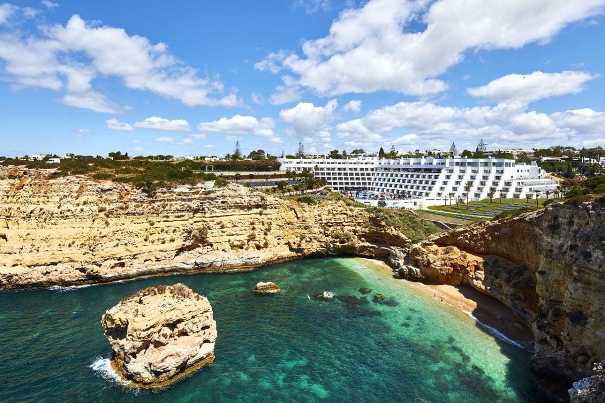 Tivoli Carvoeiro Resort golfreiser ola axelsson portugal algarve 2020 golf 5-star