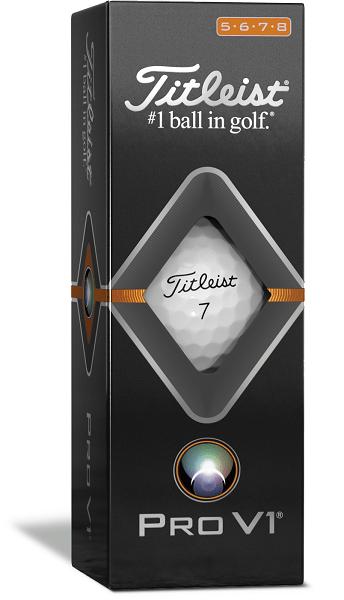 golfbutikken 2019 titleist pro v1 golfball