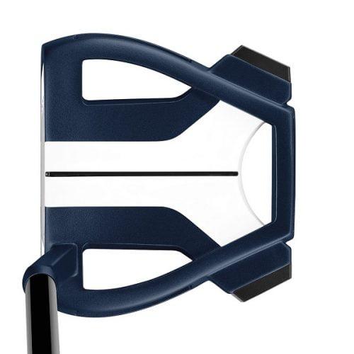 golfbutikken 2019 taylormade putter spider x blue midnightblue