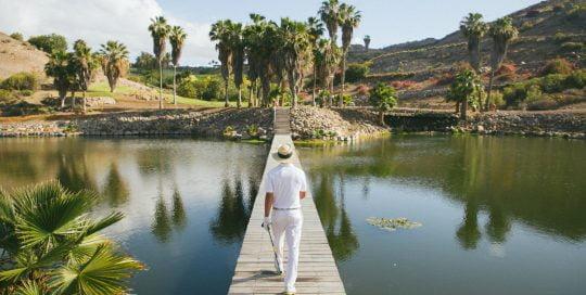 golfbutikken old course salobre hotel resort Gran Canaria