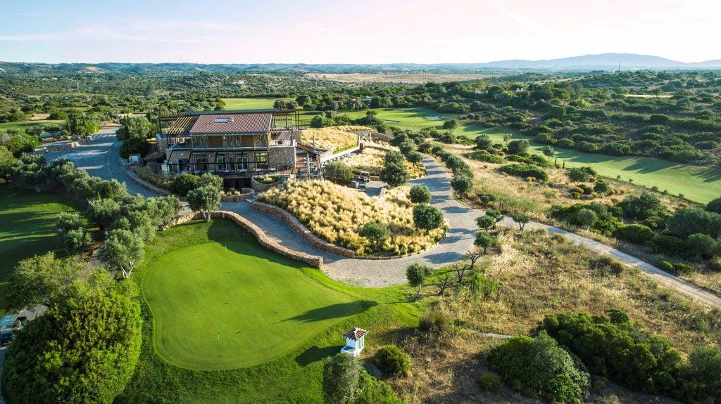 Espiche golf, Algarve.