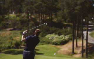 Golfskole med Mikael
